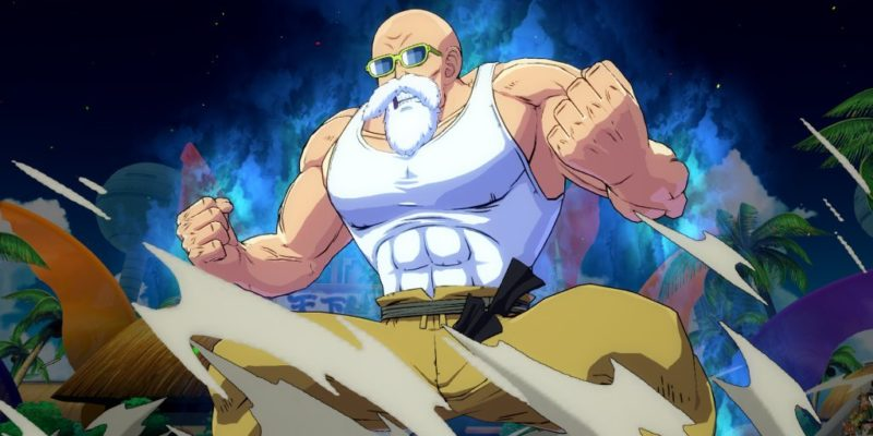 Руководство по геймплею Master Roshi для Dragon Ball FighterZ