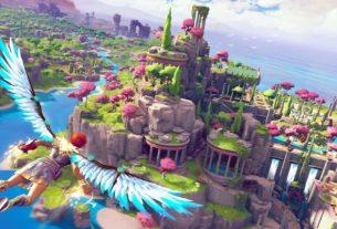 Ubisoft представляет первые 20 минут игрового процесса Immortals Fenyx Rising