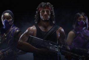 Милина, Рейн и Рэмбо присоединяются к Mortal Kombat 11 в ноябре