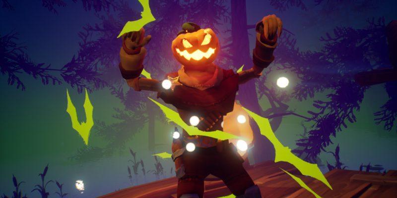 Обзор Pumpkin Jack