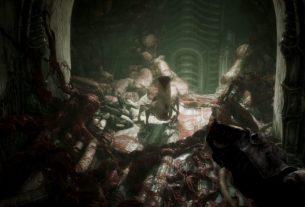 Scorn демонстрирует 14 минут ужасного игрового процесса, который заставит вас поежиться