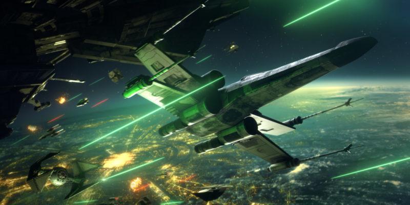 Обзор Star Wars: Squadrons — X-Wing vs Tie Fighter