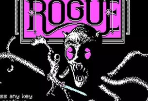 Оригинальный Roguelike 1980 года, Rogue, теперь в Steam