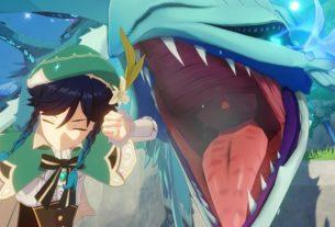 Genshin Impact: гайд Venti - Оружие, артефакты, таланты