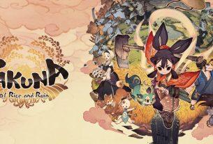 Обзор Sakuna: Of Rice and Ruin - Рисовый фермер / охотник на демонов