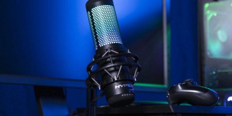 Обзор HyperX Quadcast S - Хороший звук