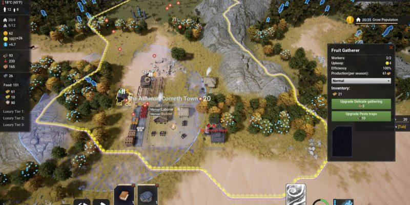 Kingdoms Reborn: гайд для начинающих строителей