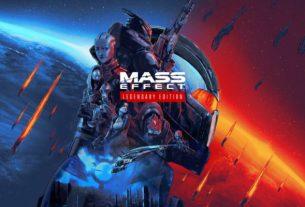 Mass Effect Legendary Edition делает ремастеринг трилогии для ПК в начале 2021 года
