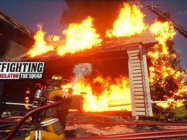 Обзор Firefighting Simulator – The Squad - Сквозь огонь и позор