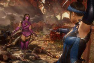 Трейлер игрового процесса Mortal Kombat 11 Mileena отвратителен, как и ожидалось