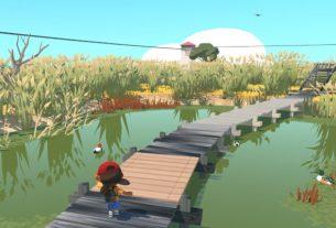 Обзор Alba: A Wildlife Adventure - самая удобная игра 2020 года