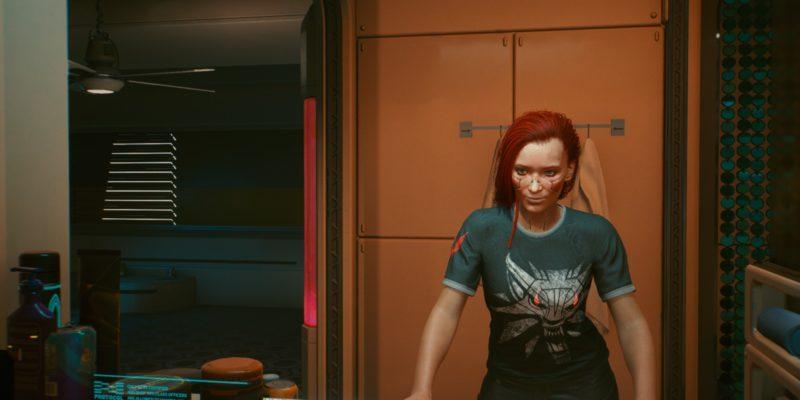 Cyberpunk 2077: как получить предметы на тему Witcher в GOG Galaxy