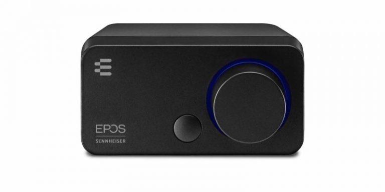 Обзор внешней звуковой карты EPOS GSX 300 - большой игровой звук в небольшом корпусе
