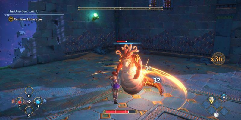 Immortals Fenyx Rising: боевое руководство - враги, навыки и советы