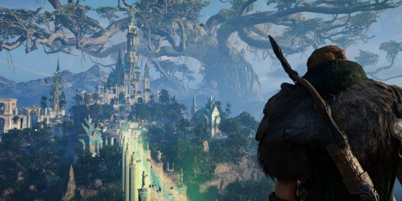 Assassin's Creed Valhalla: как добраться до Асгарда
