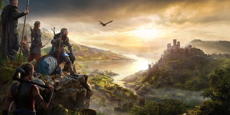 Assassin's Creed Valhalla: полная карта мира и гайд по сокровищам