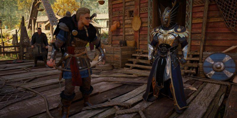 Assassin's Creed Valhalla: гайд по персонажам Йомсвикингов