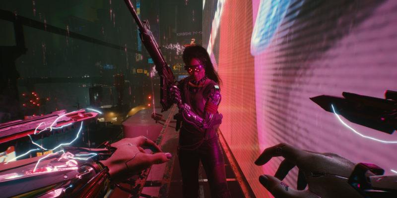 Cyberpunk 2077: лучшие перки для штурмовиков, пистолетов и клинков