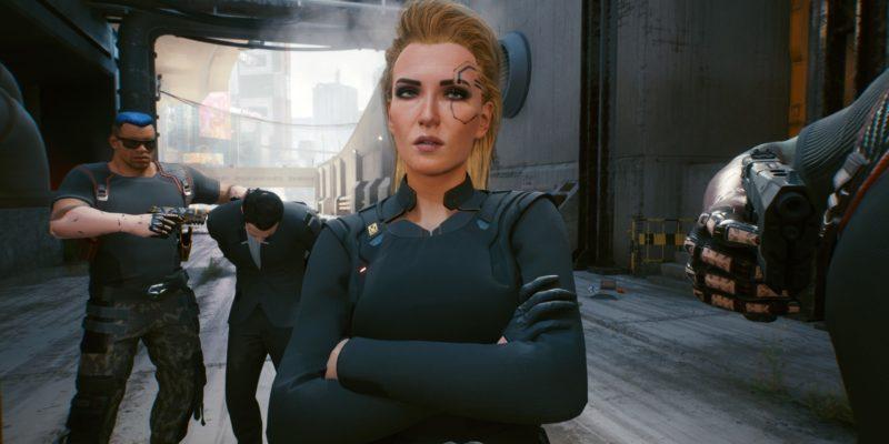 Cyberpunk 2077: вы снова увидите Мередит Стаут?