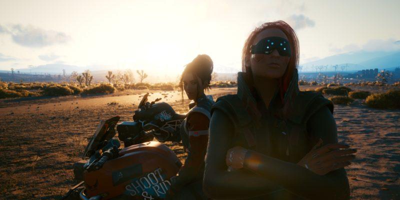 Романтический гайд Cyberpunk 2077: Джуди, Панам, Ривер, Роуг и другие