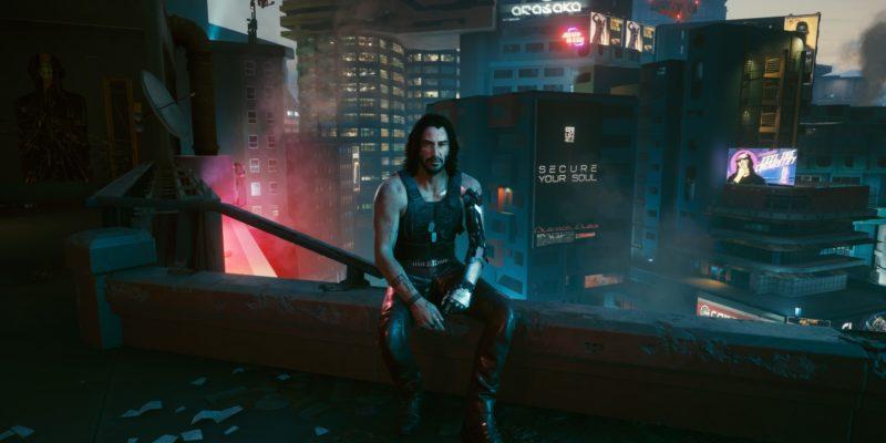 Гайд по секретной концовке в Cyberpunk 2077: не бойтесь жнеца