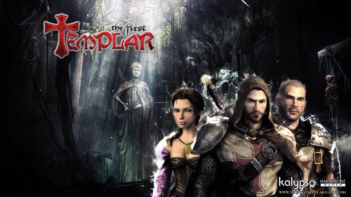 The First Templar – приключения первого рыцаря тамплиера
