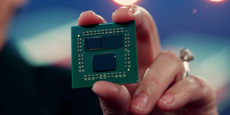 AMD подтверждает, что продукты Zen 3 Ryzen будут поставляться с кэш-памятью третьего уровня с трехмерным стеком