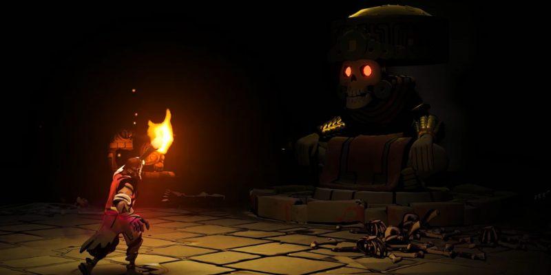 Обзор Curse of the Dead Gods – Аид на сложном режиме