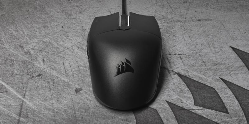 Обзор сверхлегкой игровой мыши Corsair Katar Pro XT - получайте то, за что платите