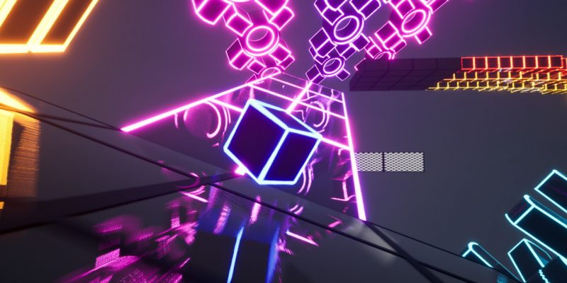 Обзор Kinetic Edge - ярко сияющий