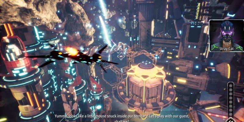 Обзор Redout: Space Assault - Полет в недружелюбных небесах