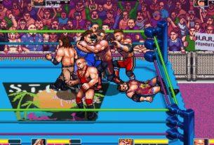 Обзор RetroMania Wrestling
