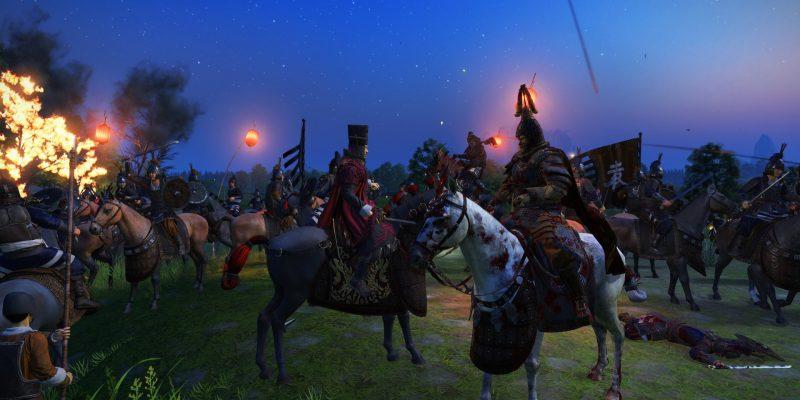Обзор Total War: Three Kingdoms – Fates Divided