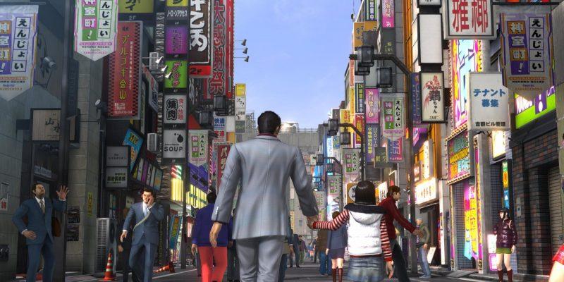 Обзор коллекции Yakuza Remastered - как слегка старый дракон
