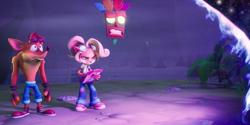 Обзор Crash Bandicoot 4: It's About Time