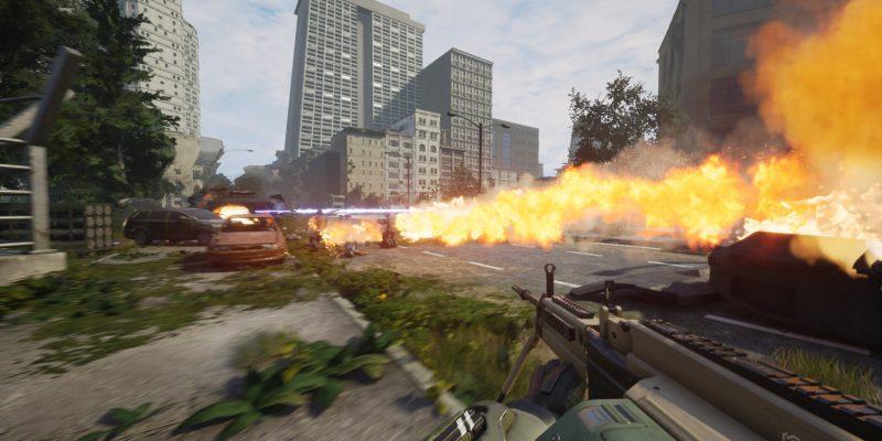 Eximius: Seize the Frontline обзор - игра двух половин