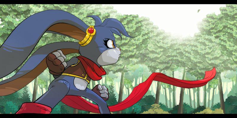 Обзор Kaze and the Wild Masks - Беги, кролик, беги