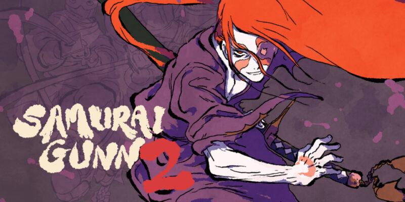Samurai Gunn 2 - многопользовательский экшн теперь доступен в раннем доступе