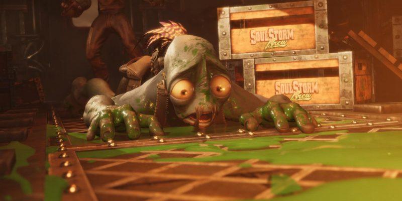 Обзор Oddworld: Soulstorm - Эйб вернулся и стал лучше, чем когда-либо