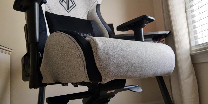 Обзор игрового кресла Anda Seat T-Pro 2 - еще один игровой трон