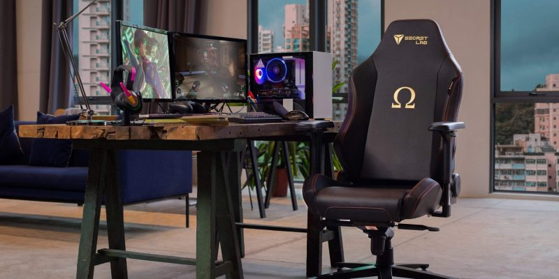 Обзор Secretlab Omega - игровое кресло на весь день