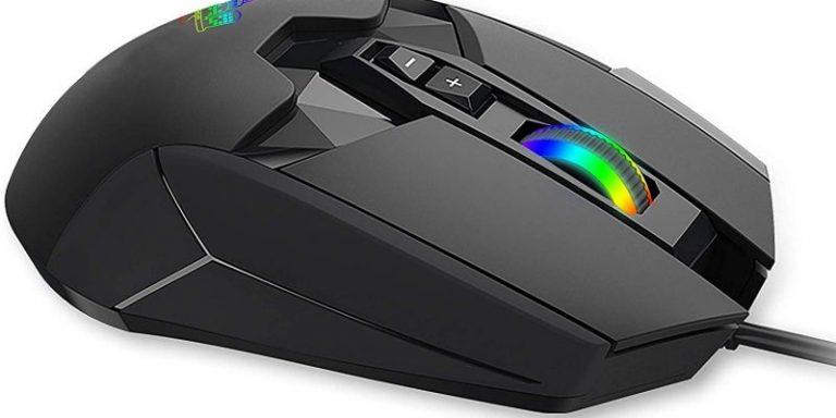 Обзор MOJO Pro Performance Silent Gaming Mouse - клики запрещены