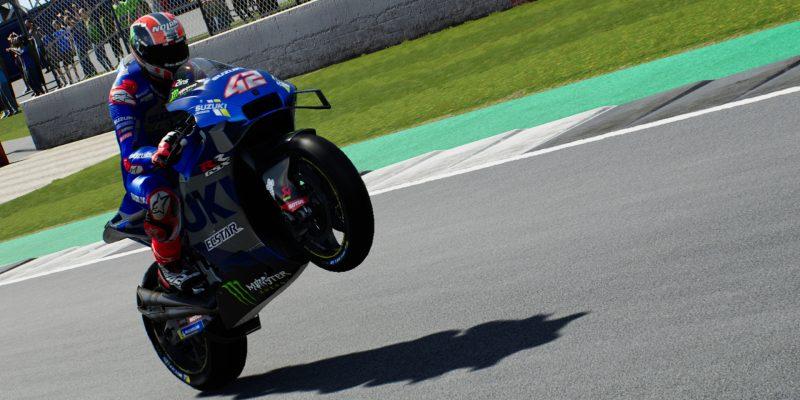 Обзор MotoGP 21 - лучше, чем его предшественник, но ненамного